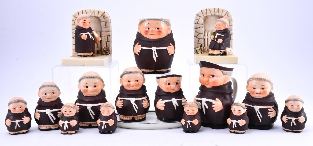 Friar Tuck Goebel Monks