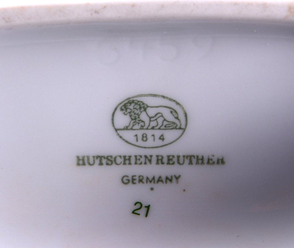 Hutschenreuther Vase, Rosenthal Plate Plus - 3