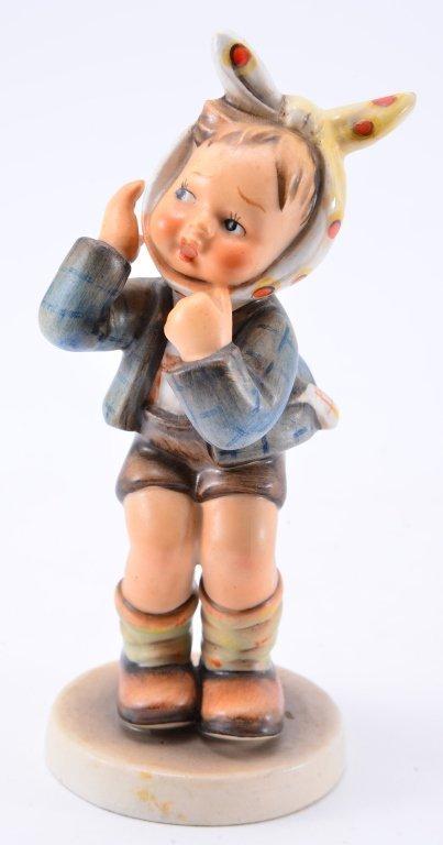 Hummel Boy w/Toothache 217, TMK 2