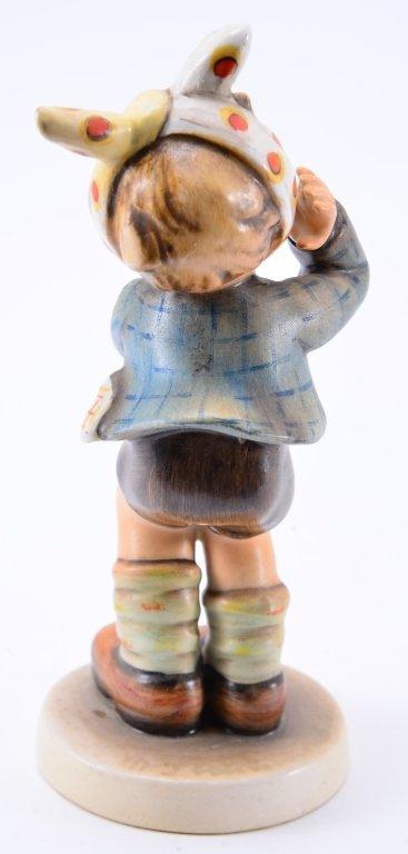 Hummel Boy w/Toothache 217, TMK 2 - 4