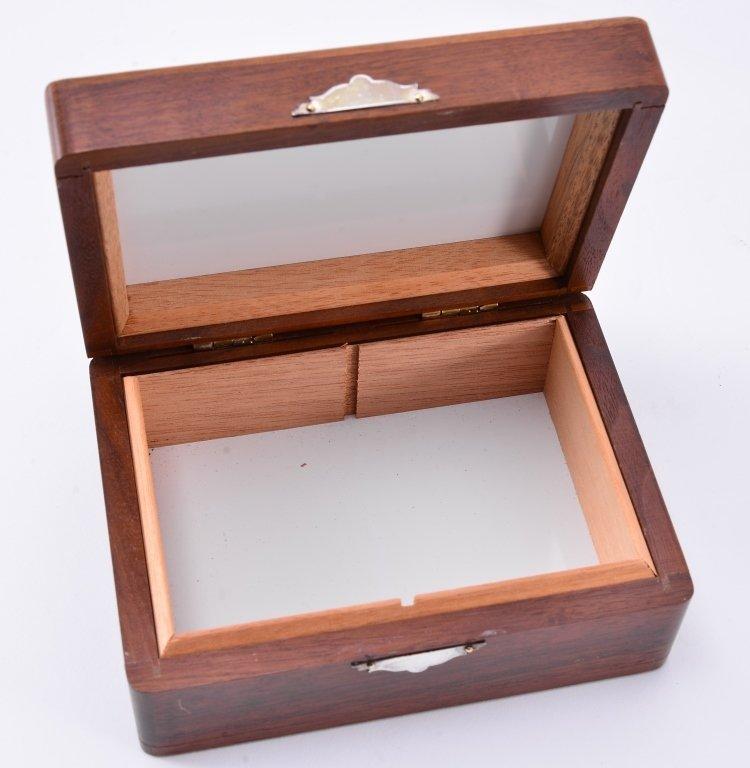 3 Vintage Wooden Boxes - 3