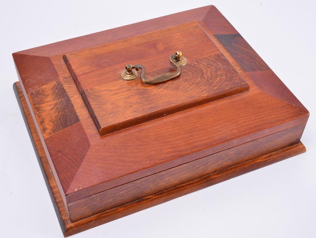 3 Vintage Wooden Boxes - 4