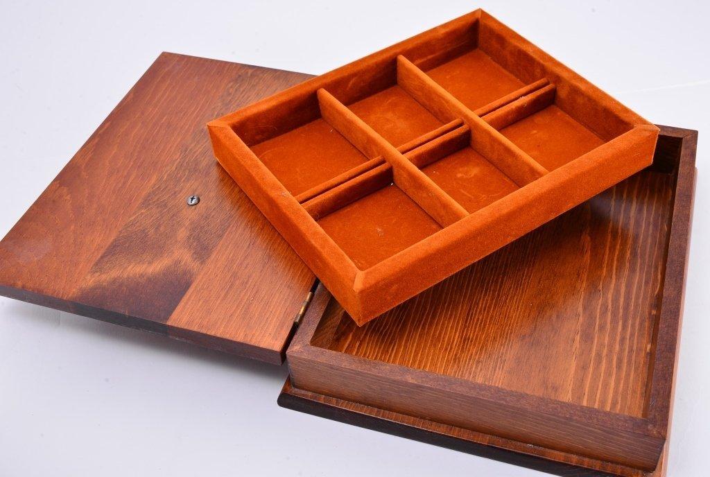 3 Vintage Wooden Boxes - 5