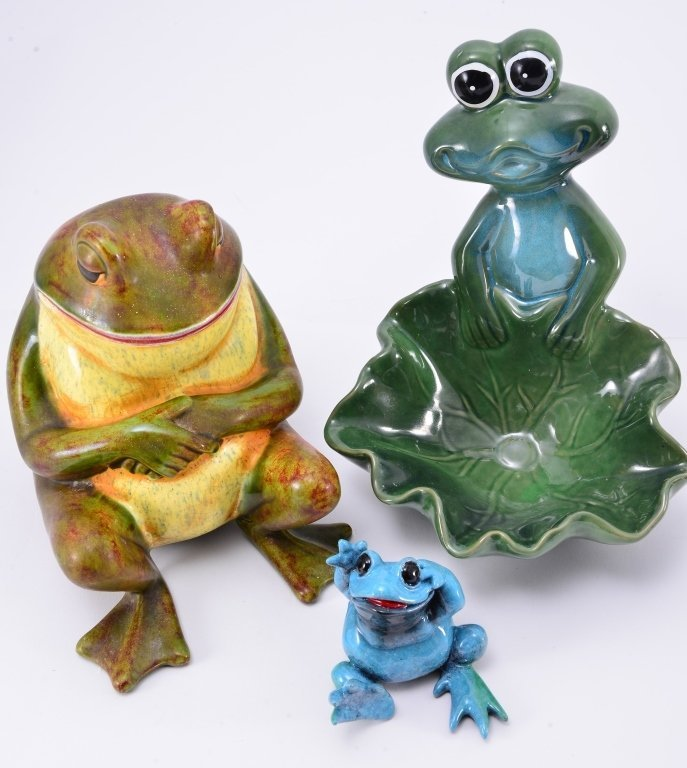4 Kitty's Critters Frogs & More - 2