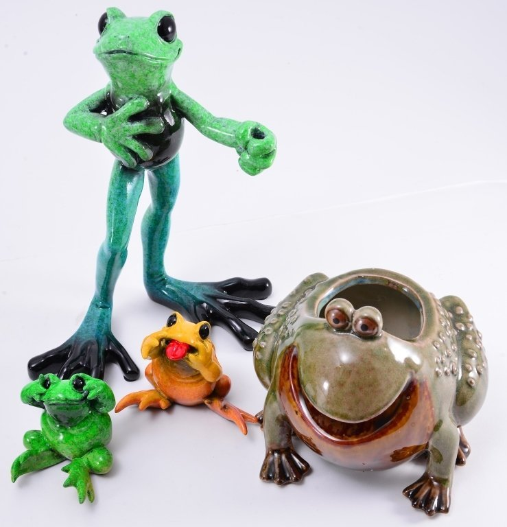 4 Kitty's Critters Frogs & More - 3