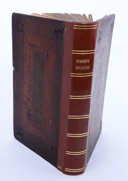 George Stanhope's Epictetus - 2