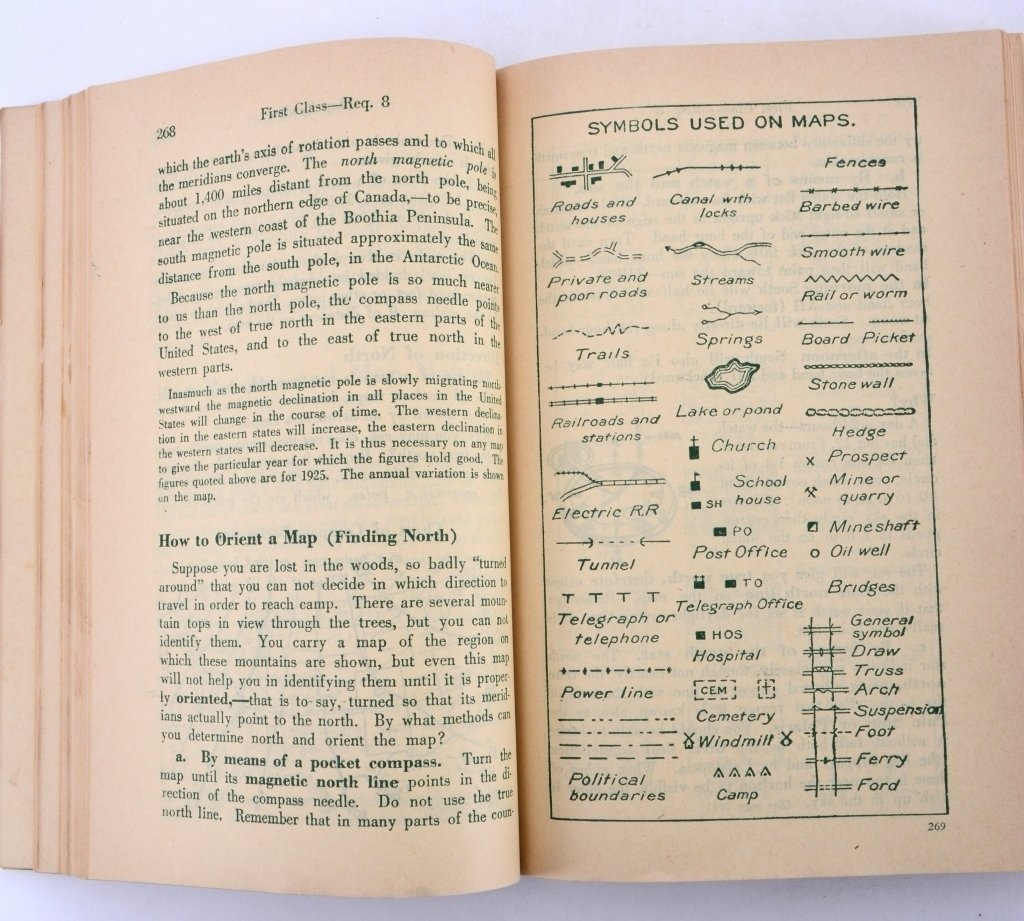 Boy Scout 1938 Revised Handbook - 4