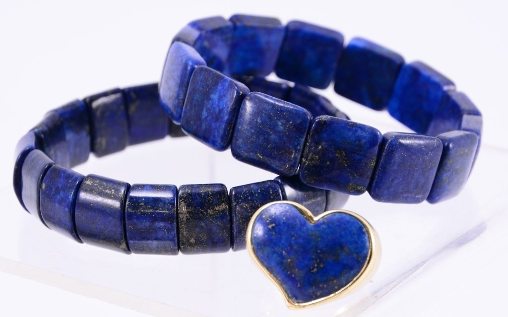 Lapis Costume Jewelry - 4