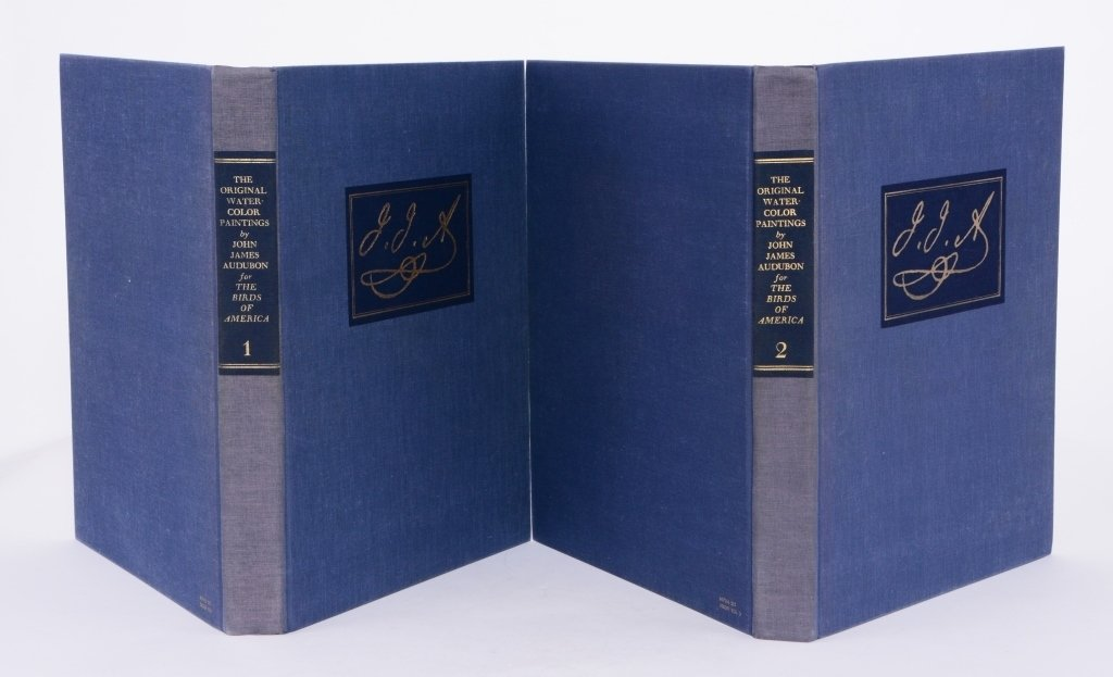 Audubon Birds of America 2 Vol. Set