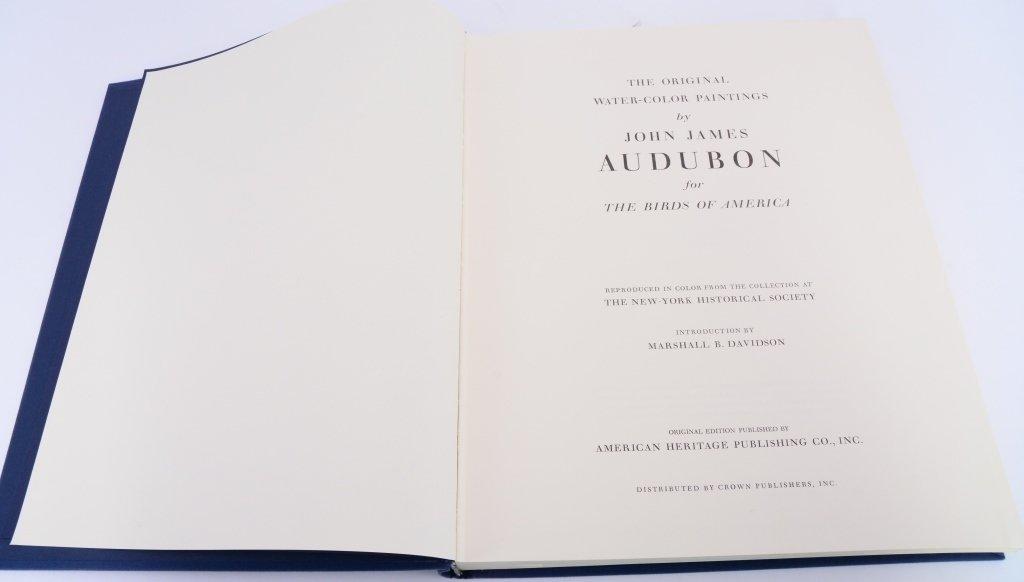Audubon Birds of America 2 Vol. Set - 6