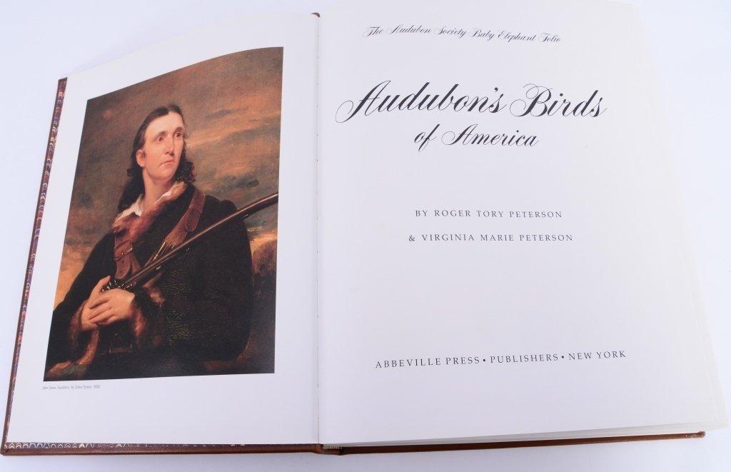Peterson's Audubon's Birds of America - 5