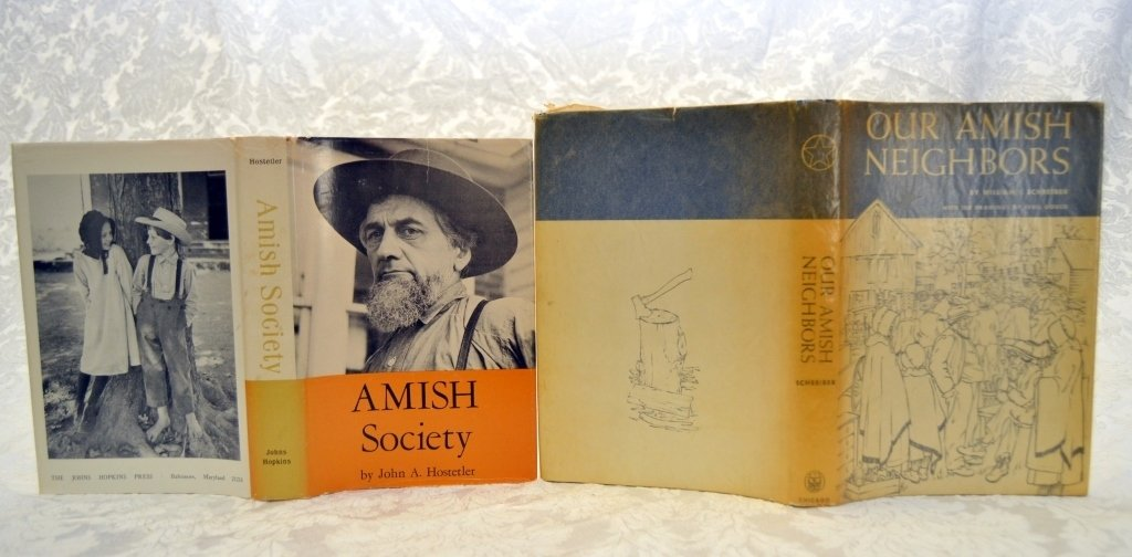 Amish Society & Our Amish Neighbors