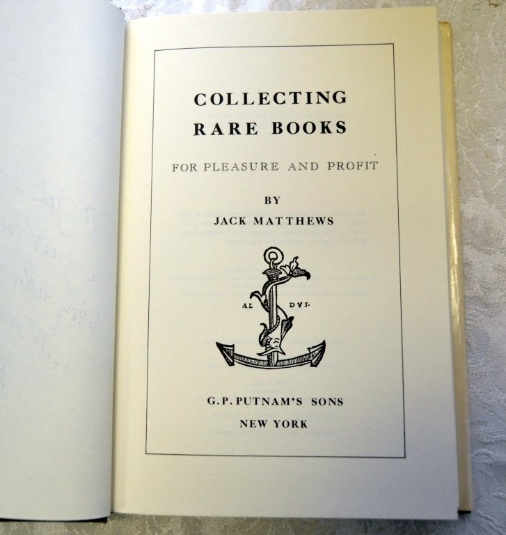 Book Collecting Lot - 2