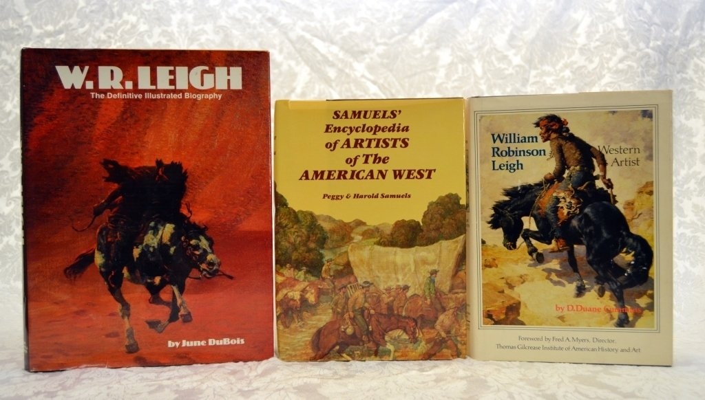 American West Book Lot