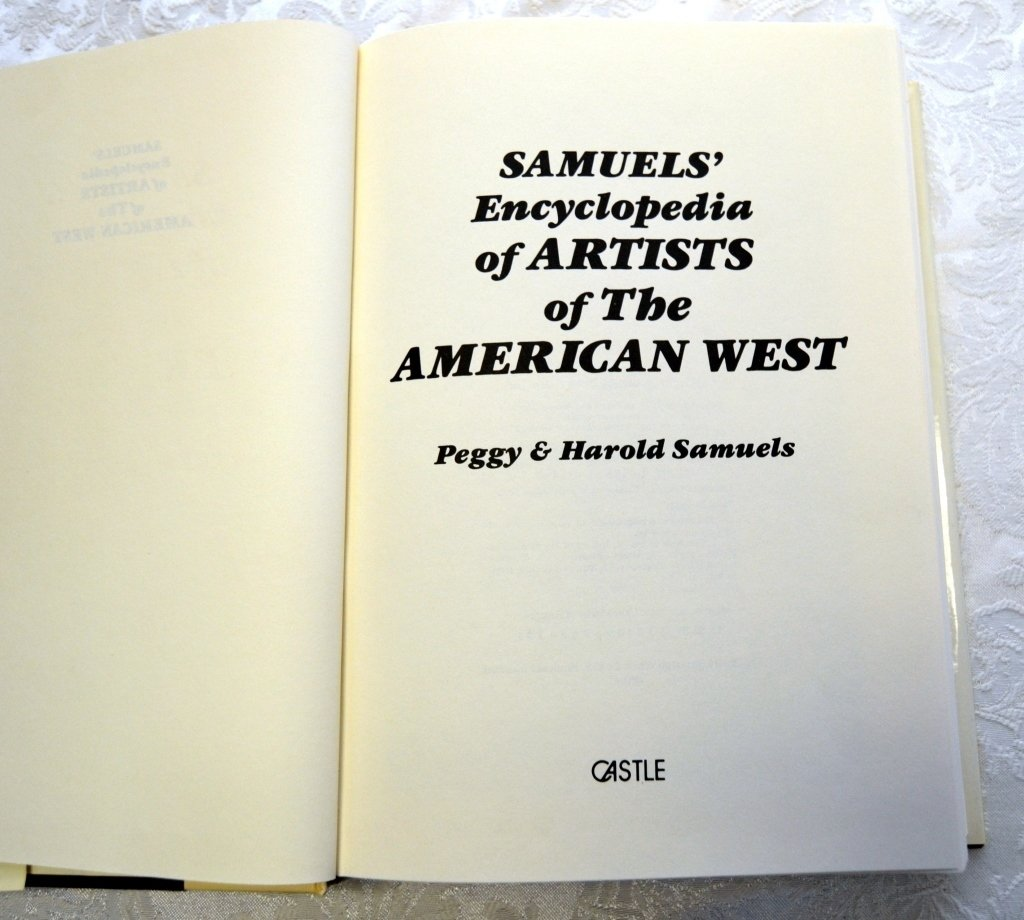 American West Book Lot - 6