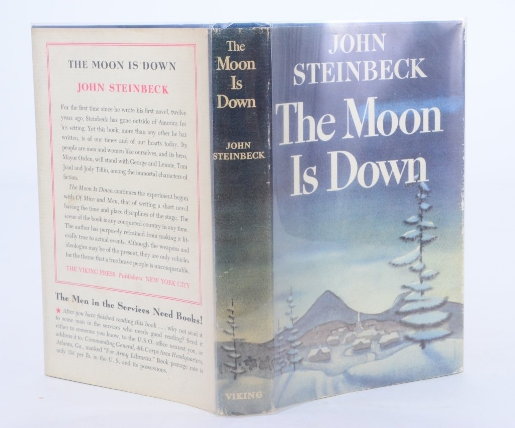 John Steinbeck The Moon is Down