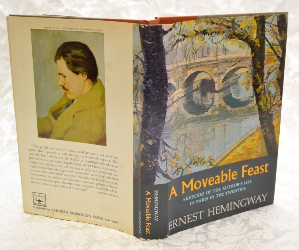 Ernest Hemingway's A Moveable Feast