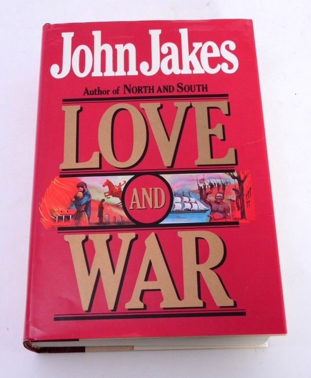 John Jakes' Love & War