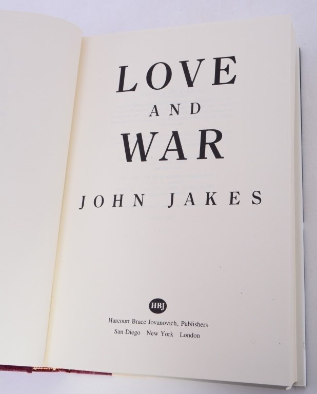 John Jakes' Love & War - 3