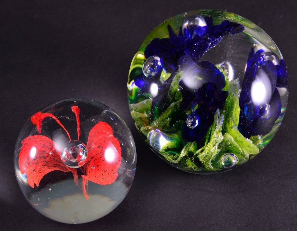 Two Collectible Paperweights - 3