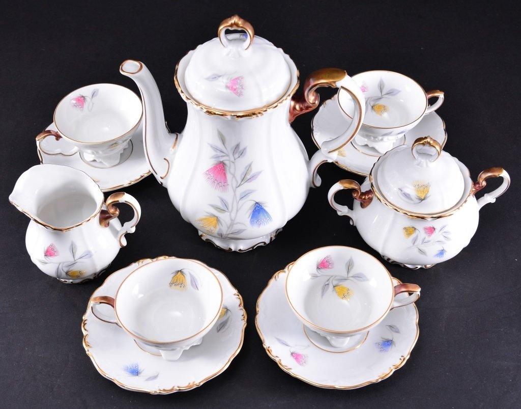 Edelstein Bavaria Demi-tasse Tea Set - 2
