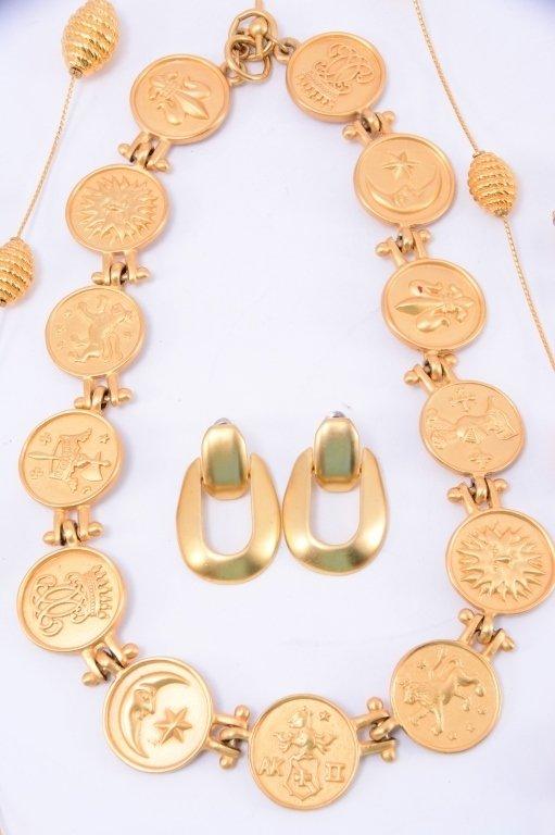 Gold Costume Jewelry - 2