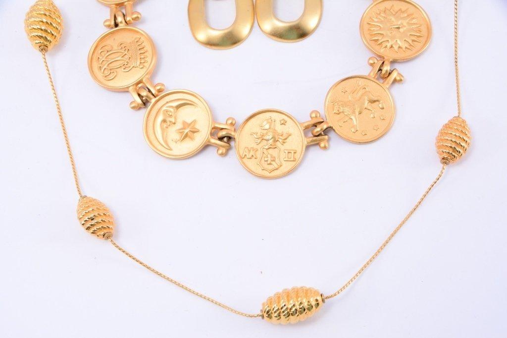 Gold Costume Jewelry - 3