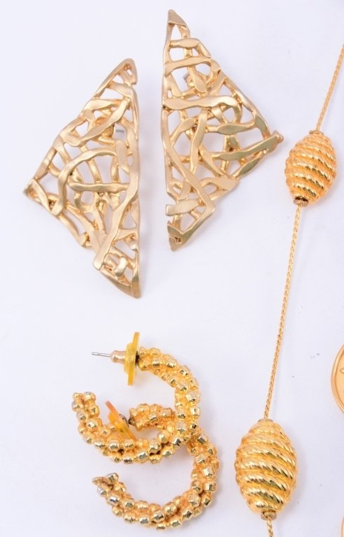 Gold Costume Jewelry - 4