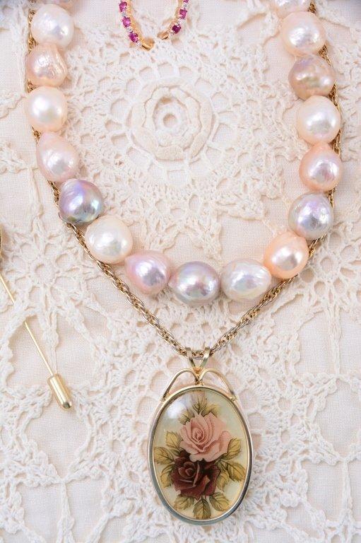 Costume Estate Jewelry - 2