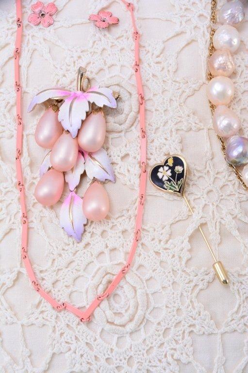 Costume Estate Jewelry - 3
