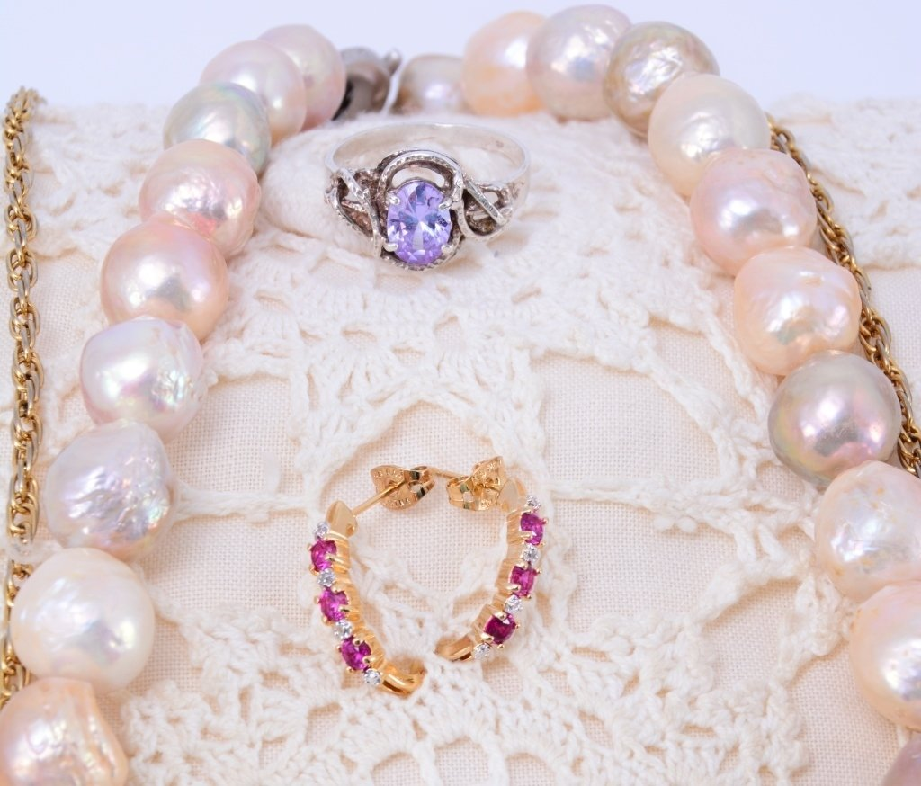 Costume Estate Jewelry - 4