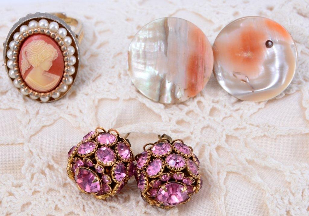 Costume Estate Jewelry - 5