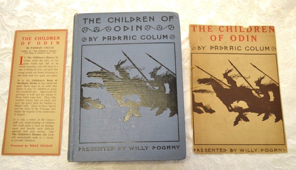 Padraic Colum's The Children of Odin