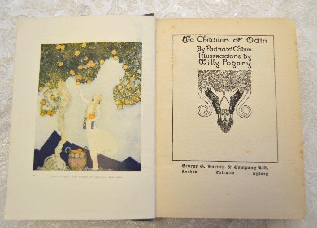 Padraic Colum's The Children of Odin - 3