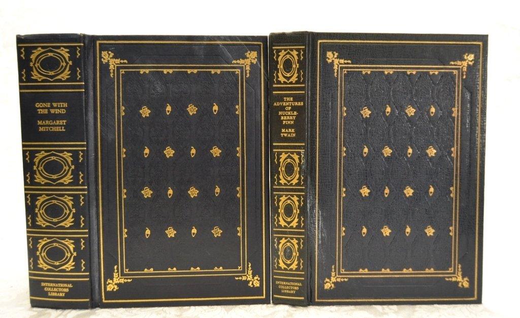 Two Classic Books: Mark Twain & Margaret Mitchell
