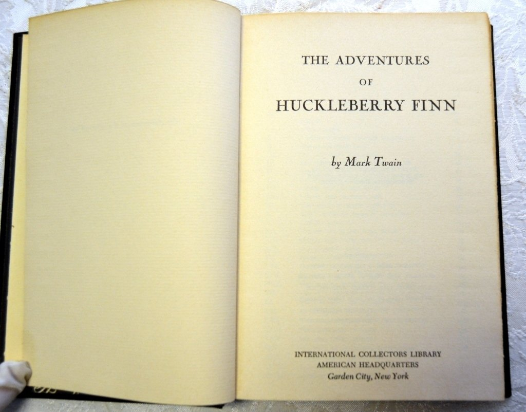 Two Classic Books: Mark Twain & Margaret Mitchell - 2