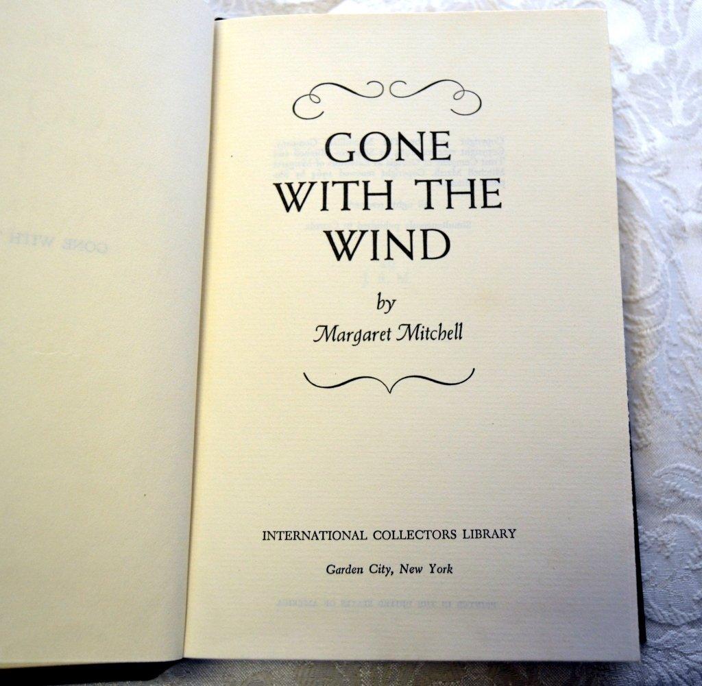 Two Classic Books: Mark Twain & Margaret Mitchell - 4