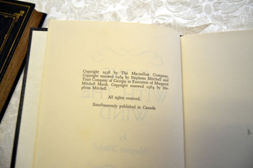 Two Classic Books: Mark Twain & Margaret Mitchell - 5
