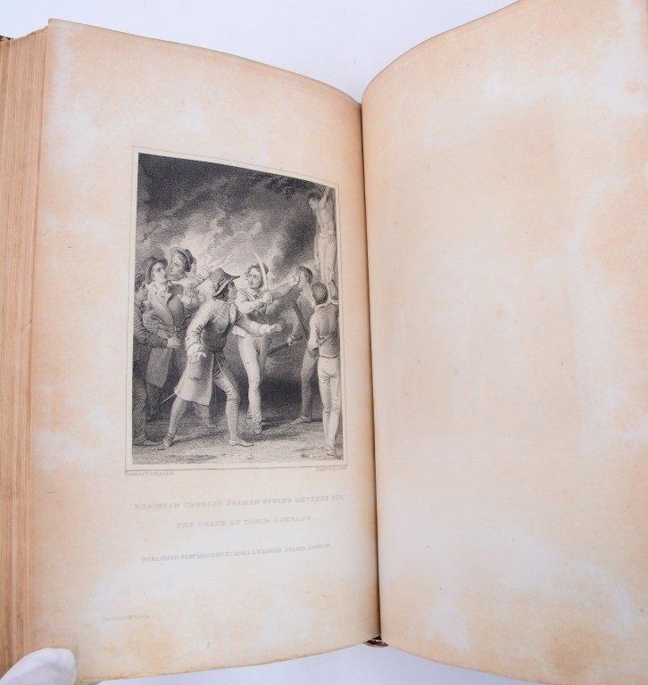 DeFoe's Life & Adventures of Robinson Crusoe - 8