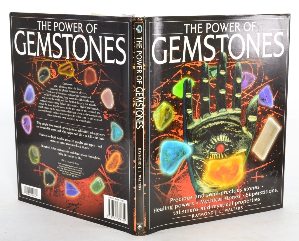 Raymond J. Walters' The Power of Gemstones