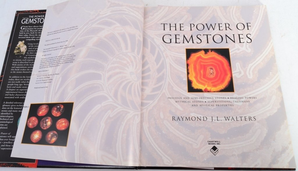 Raymond J. Walters' The Power of Gemstones - 2