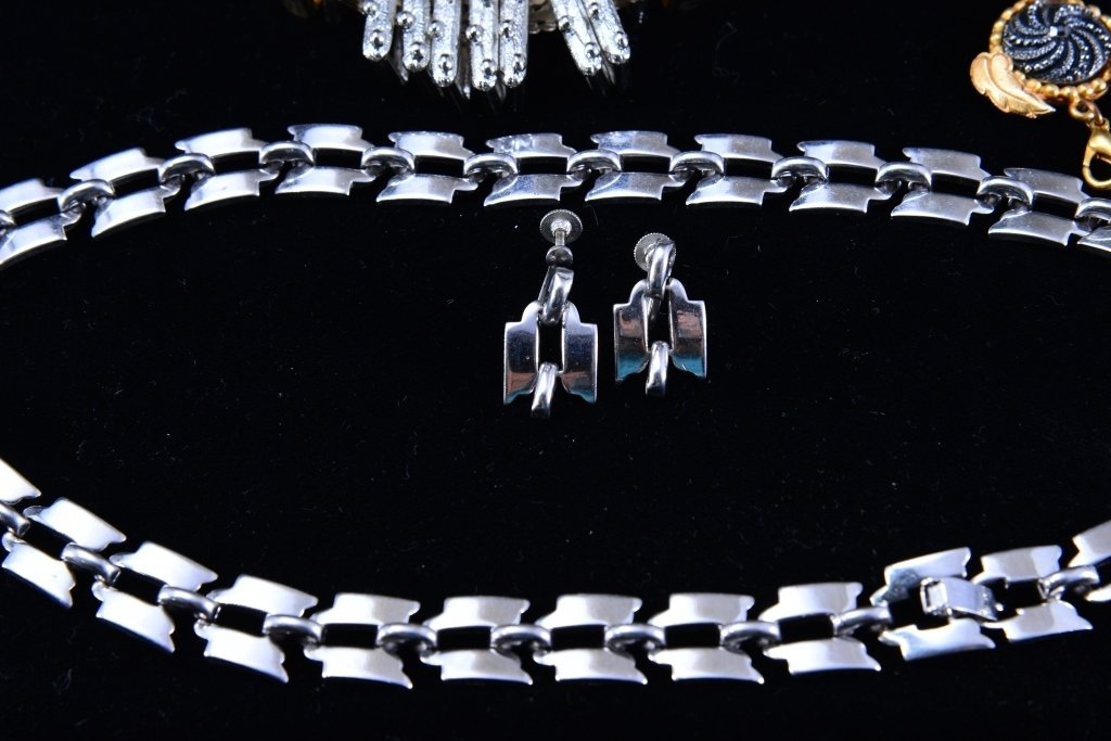 Silver & Gold Costume Jewelry - 4