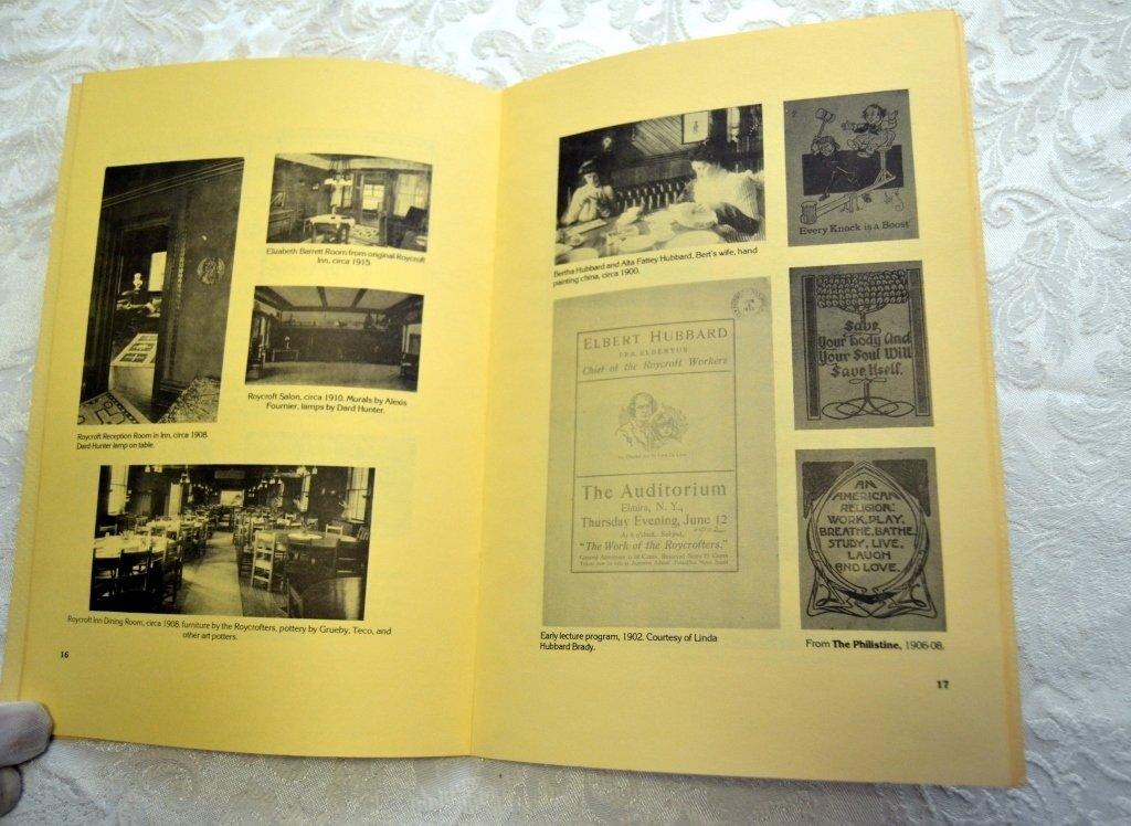 History & Renaissance of The Roycroft Movement - 4