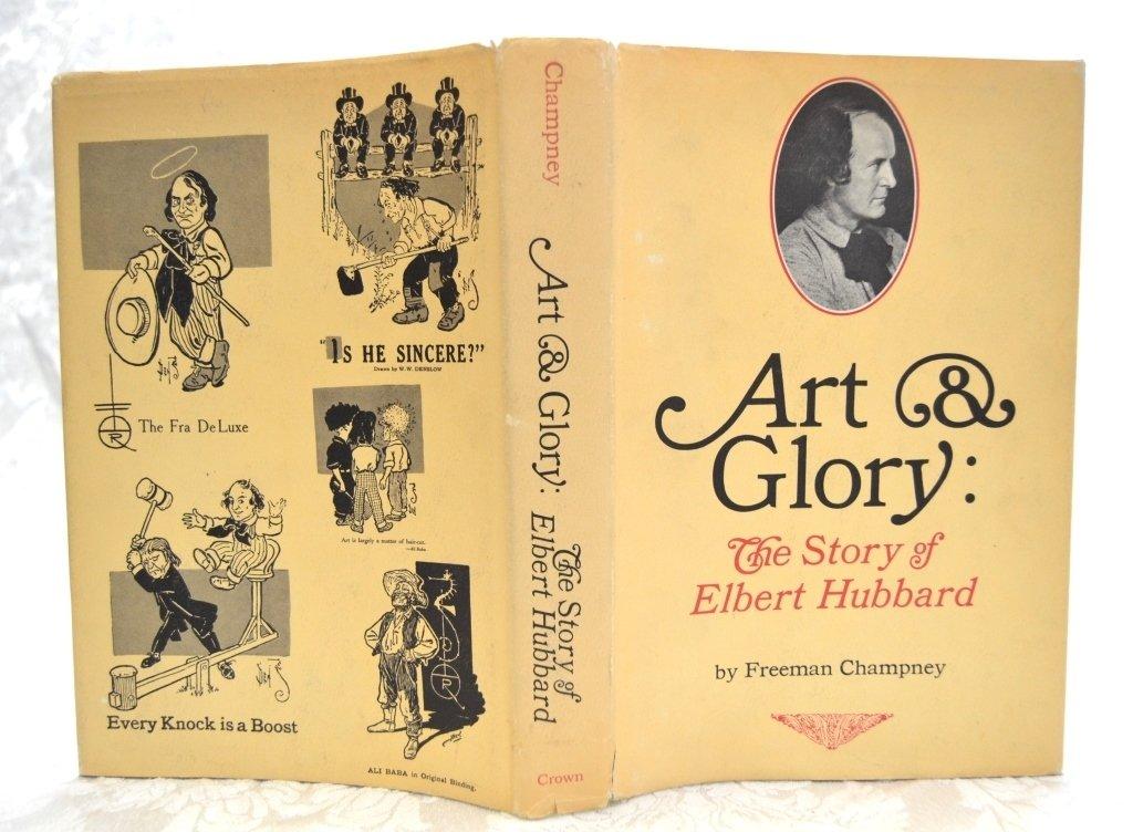 2 Elbert Hubbard & Roycrofters Books - 2