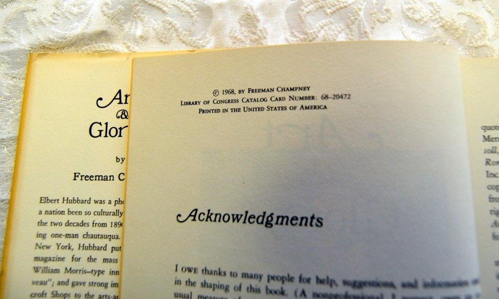 2 Elbert Hubbard & Roycrofters Books - 4