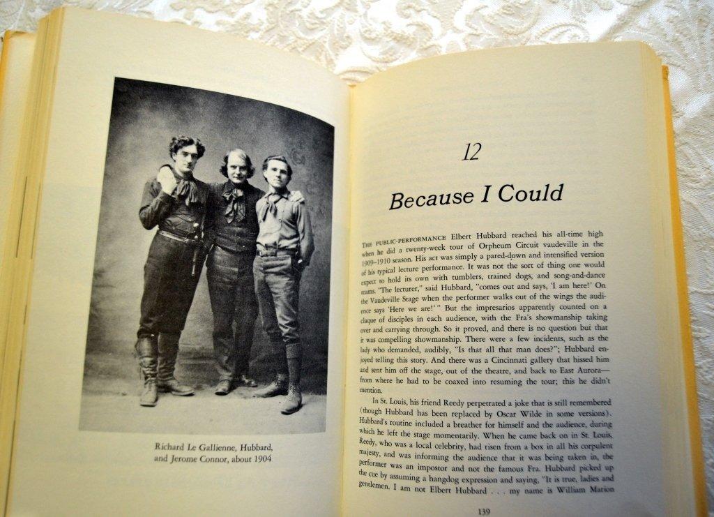 2 Elbert Hubbard & Roycrofters Books - 5