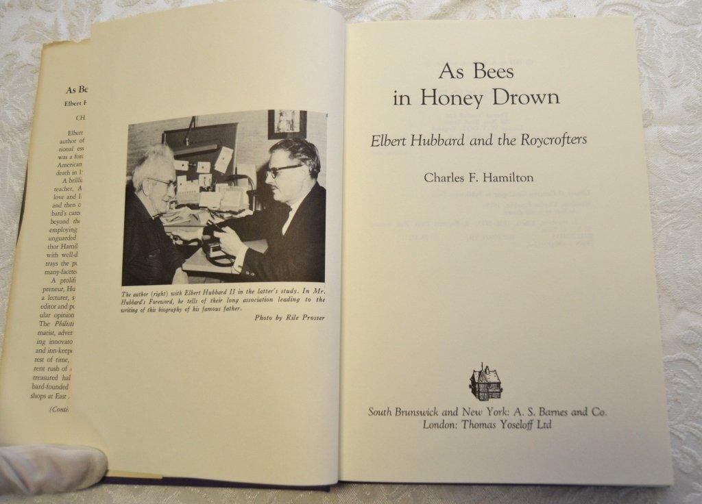 2 Elbert Hubbard & Roycrofters Books - 7
