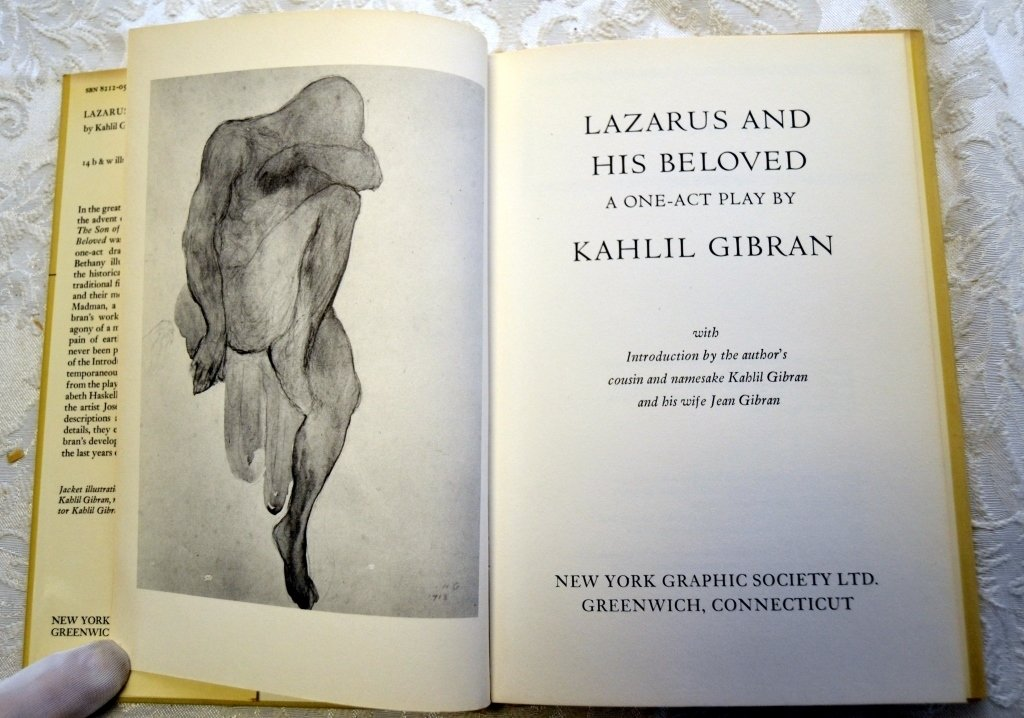 Two Treasuries & Book by Kahlil Gibran - 4