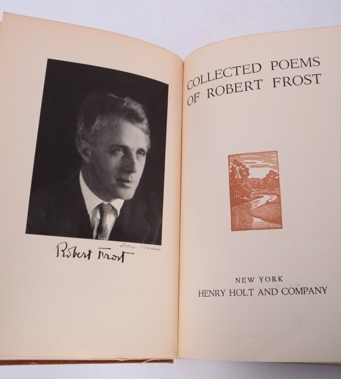 Collected Poems of Robert Frost - 3