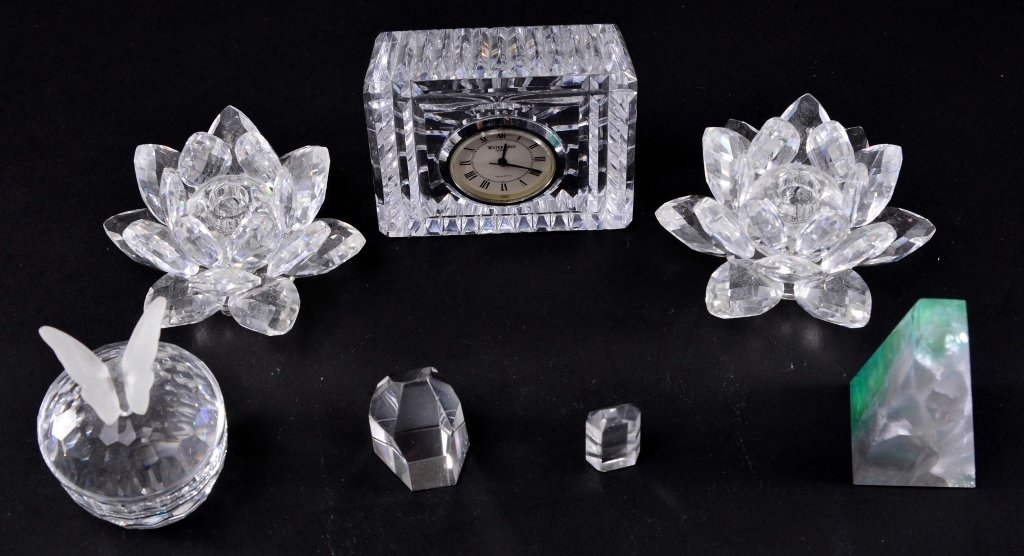 Crystal Collectible Lot